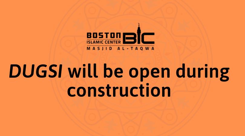 Dugsi classes will resume this Saturday, June 15th
