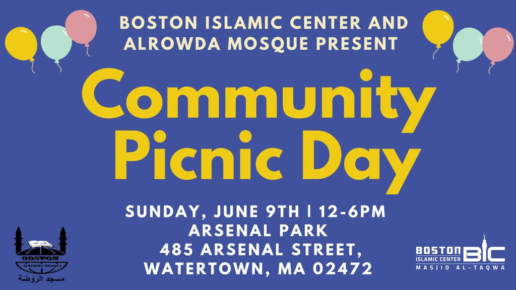 Celebrate Eid Alfitr with your community.