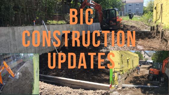 Xaalada Waasicinta Masjid / BIC Construction Updates