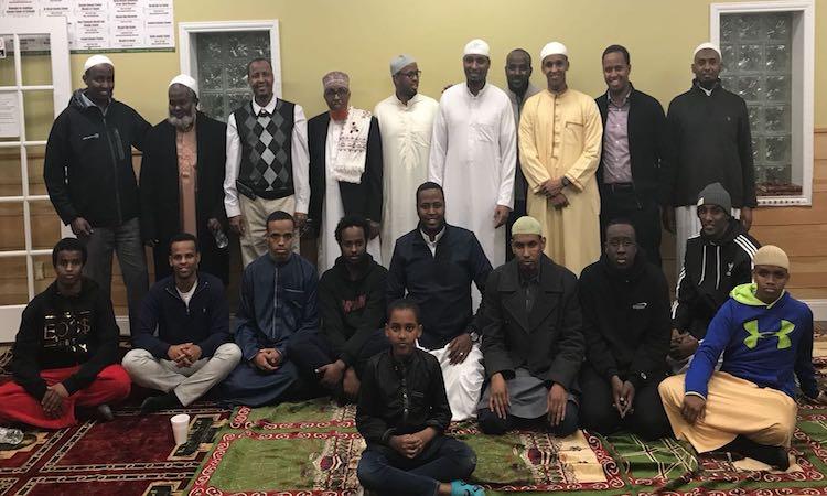 Successful Night with Sh. Abdirisak Hashi