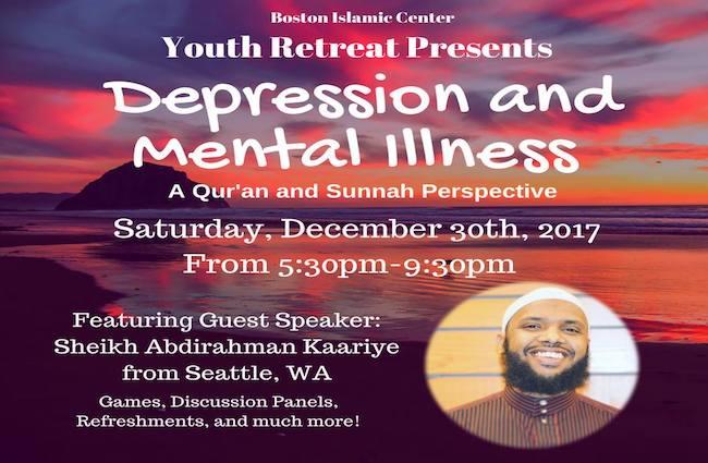 Youth Retreat: Depression/Mental Health
